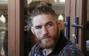 Tom Lawlor, do UFC, é suspenso por dois anos pela USADA após doping