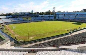 Pelo sonho de sediar a Copa de 2030, Uruguai planeja reformar o Centenário