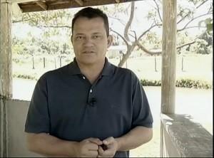 João Edwar apresenta o Inter TV Rural aos domingos (Foto: Reprodução/Inter TV )