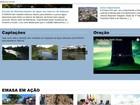 Com seca, site de empresa de água divulga oração para pedir chuva na BA