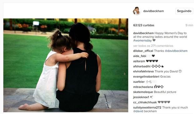 David Beckham (Foto: Instagram / Reprodução)