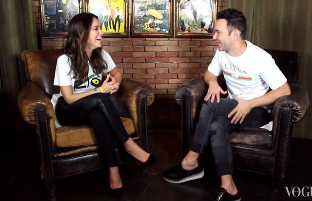 Matheus Mazzafera e Paula Bezerra de Mello (Foto: reprodução)