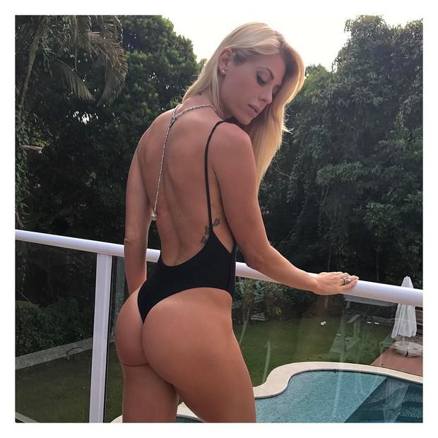 Carol Bittencourt em foto no Instagram (Foto: reprodução/Instagram)