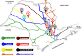 Paulistão: histórias de cidades e times do interior são ligadas pela ferrovia