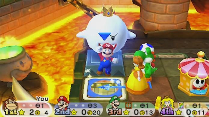 Mario Party Star Rush para o Nintendo 3DS agita as regras da série na E3 2016 (Foto: Reprodução/YouTube)