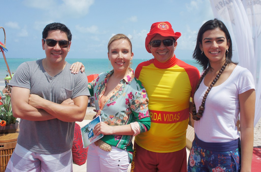Equipe JPB Verão (Foto: Divulgação)