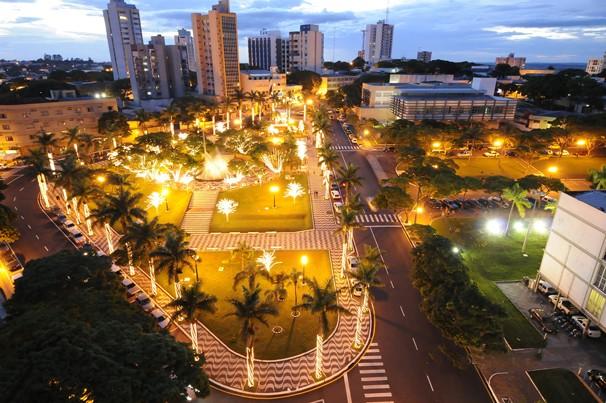 Natal Umuarama  (Foto: Divulgação/Prefeitura de Umuarama)