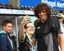 "Conte confirma David Luiz no lugar de Terry: ""Vi coisas boas nos treinos"""
