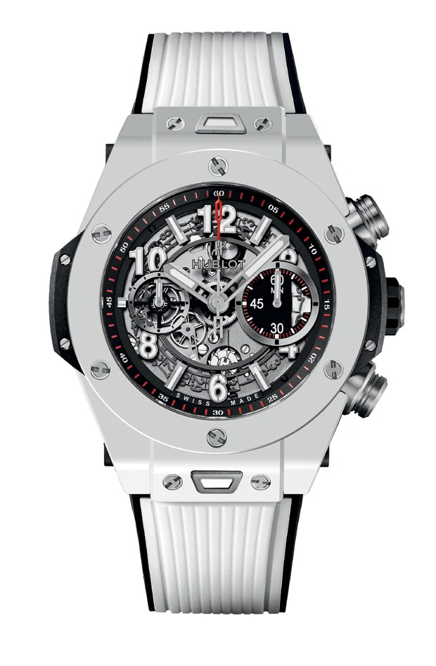 O Big Bang Unico United for Peace da Hublot (Foto: Divulgação)