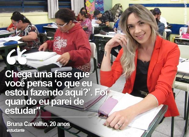 Bruna Carvalho (Foto: Larissa Santos/G1)