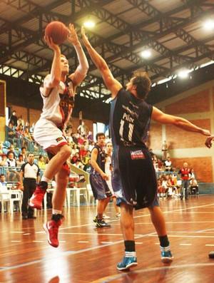 Joinville x Bauru - NBB (Foto: Jackson Nasser/Divulgação)