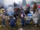 UE criará 100 mil vagas para imigrantes na Grécia e nos Bálcãs