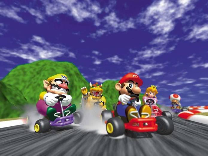 Mario Kart: confira as curiosidades sobre a série (Foto: Reprodução/Giant Bomb)