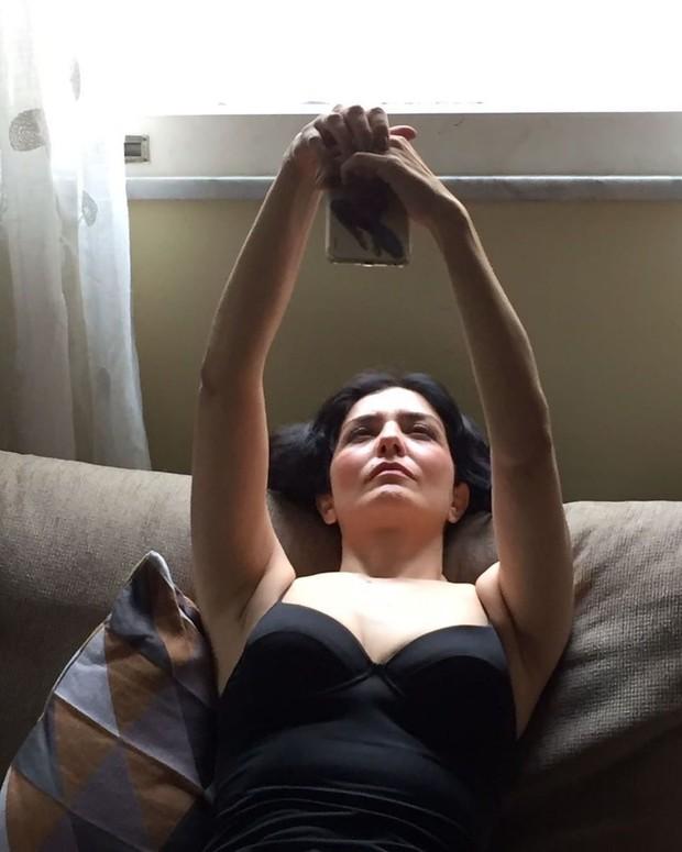 Letícia Sabatella (Foto: Marcelo Camorino / Instagram)