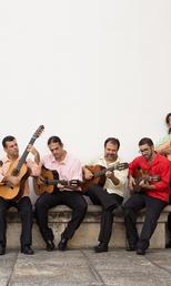 Orquestra Rio Camerata (Foto: Monica Ramalho/Divulgação)