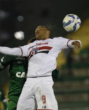 Luis Fabiano São Paulo (Foto: Márcio Cunha/Agência O Dia/Estadão Conteúdo)