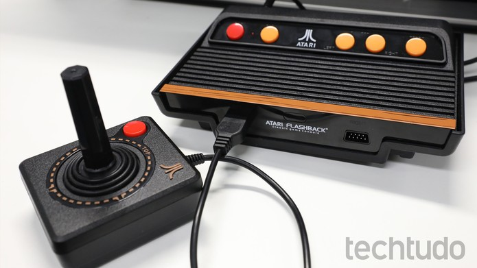 Atari Flashback 8 (Foto: Amanda Rebelo/TechTudo)