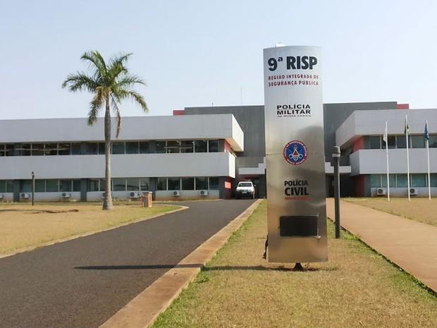Risp Uberlândia (Foto: Vanessa Pires/G1)
