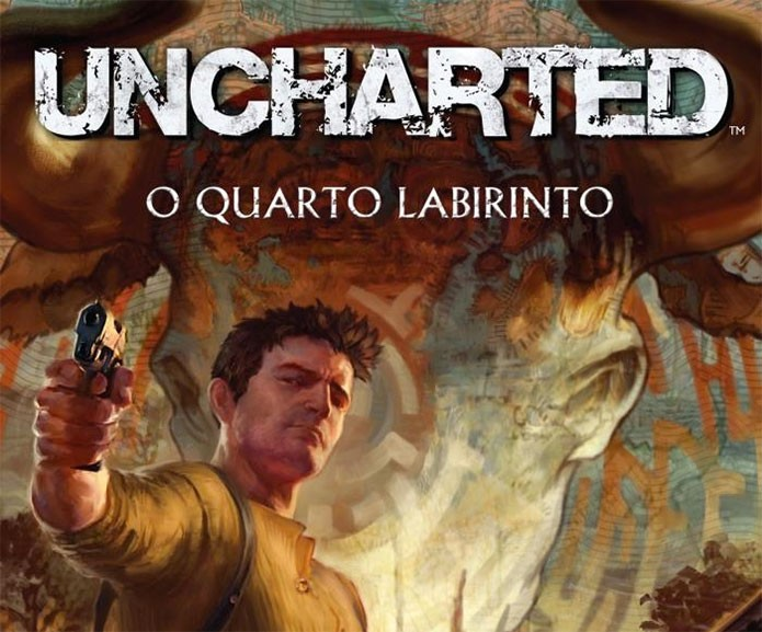 Uncharted tem livro com história inédita (Foto: Divulgação)