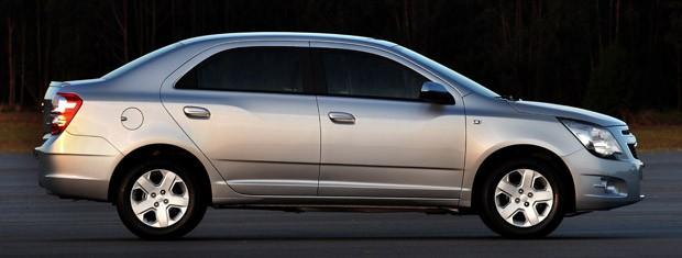 Chevrolet Cobalt LT com câmbio automático tem preço de estreia de R$ 46.690 (Foto: Divulgação)