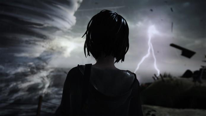 A hora de enfrentar o possível fim de Arcadia Bay chegou (Foto: Divulgação/Square Enix)