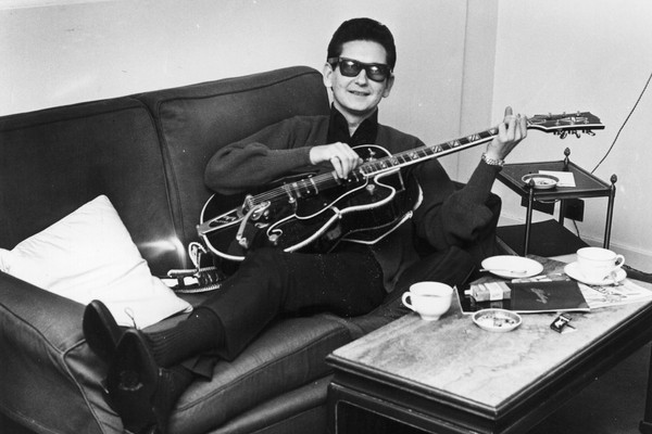 O cantor Roy Orbison (Foto: Getty Images)