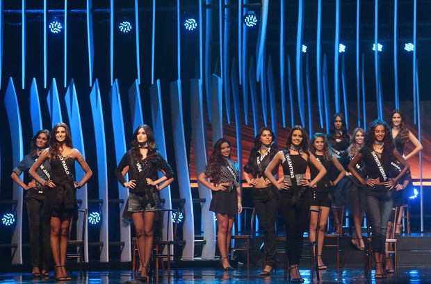 Miss Brasil 2015 (Foto: Iwi Onodera/EGO)