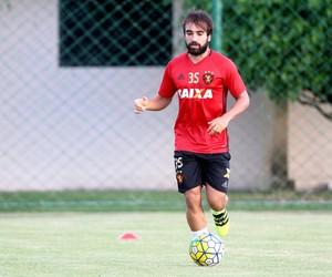 Gabriel Xavier Sport (Foto: Marlon Costa / Pernambuco Press)