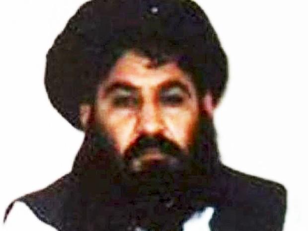 Foto sem data mostra Akhtar Mansour, líder talibã (Foto: Handout/Reuters)