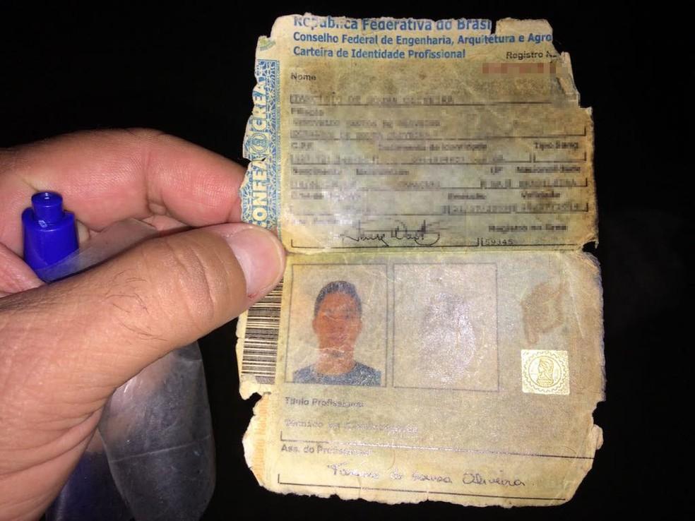Rapaz foi morto em estacionamento de clube, em Feira de Santana (Foto: Divulgação/ Polícia Civil)