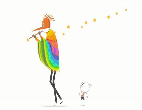 Animação O menino e o mundo (Foto: Divulgação/Sesc)