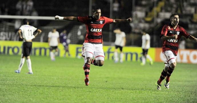 comemoração Flamengo Copinha (Foto: Marcos Ribolli / Globoesporte.com)