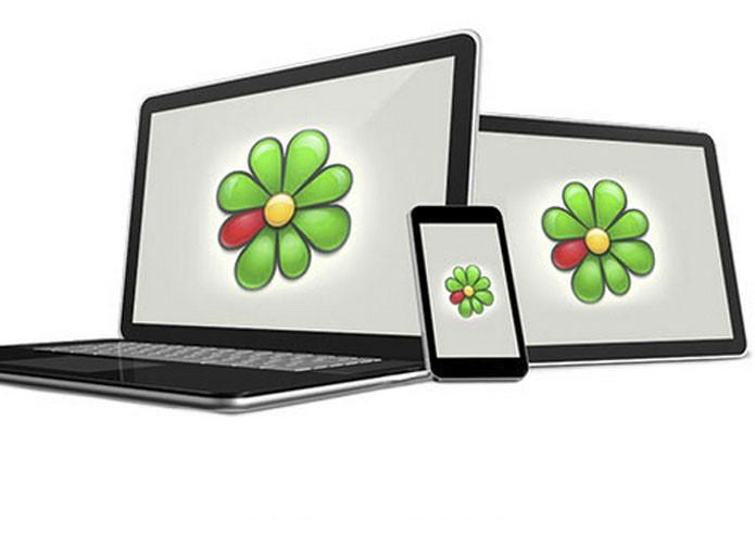 O ICQ novo trouxe a opção de usar o mensageiro a partir de diferentes plataformas simultaneamente (Foto: Gabriella Fiszman/ TechTudo)