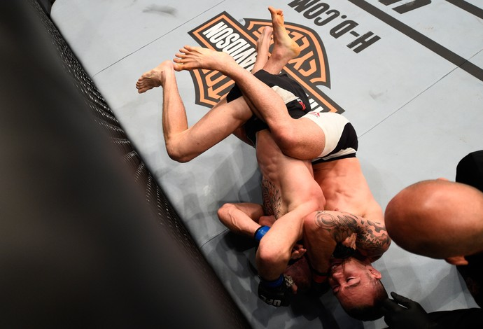Colby Covington Jonathan Meunier UFC Ottawa (Foto: Getty Images)