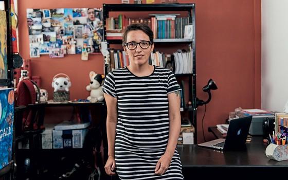 Priscila Marques,tradutora (Foto: Filipe Redondo/ÉPOCA)
