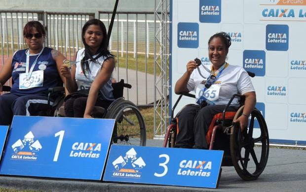 Clube Escolar Paralímpico de Uberaba em BH (Foto: ADEFU/Arquivo)