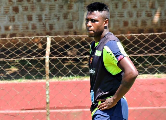 Diego Maurício - Sport (Foto: Lucas Liausu)