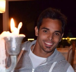 Rodrigo Galo, lateral-direito do Paços de Ferreira (Foto: Arquivo pessoal)
