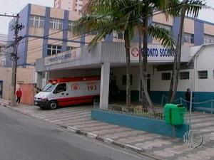 Santa Casa de Mogi das Cruzes (Foto: Reprodução/TV Diário)