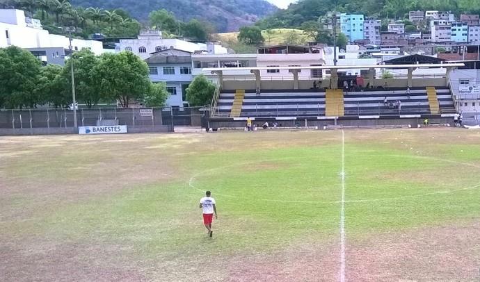 Estádio Emílio Nemer (Foto: Marcus Waiandt)