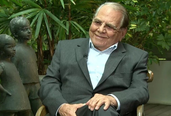 Ivo Pitanguy  (Foto: Reprodução/ Globo News)