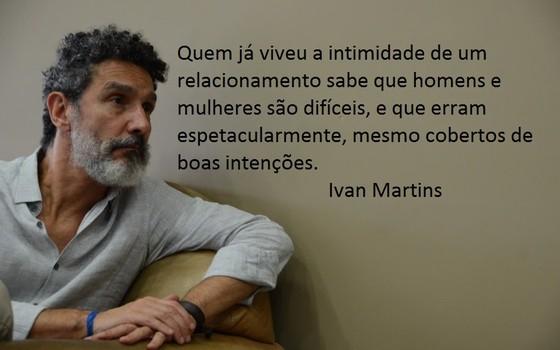 Ivan Martins (Foto: época)