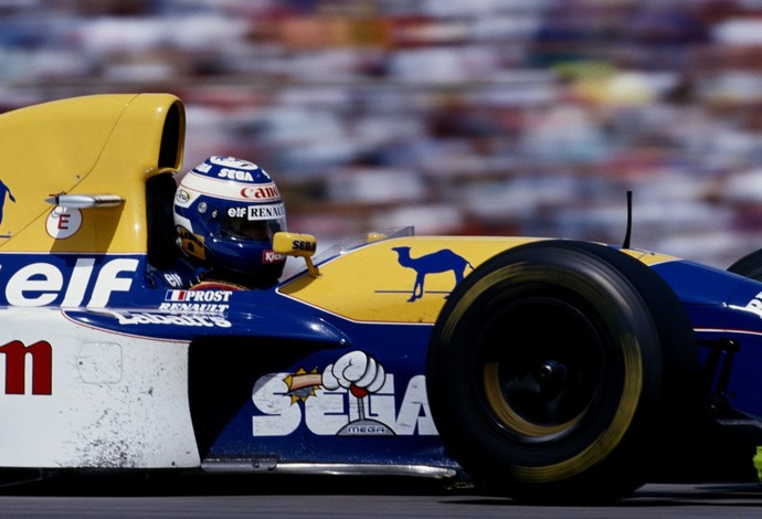 Alain Prost, 1993 (Foto: Getty Images)