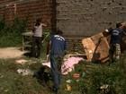 Corpo de jovem é encontrado com marcas de tiros na cidade de Pilar