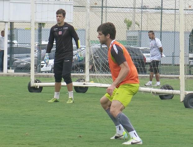 Juninho Treino Vasco (Foto: Raphael Zarko)