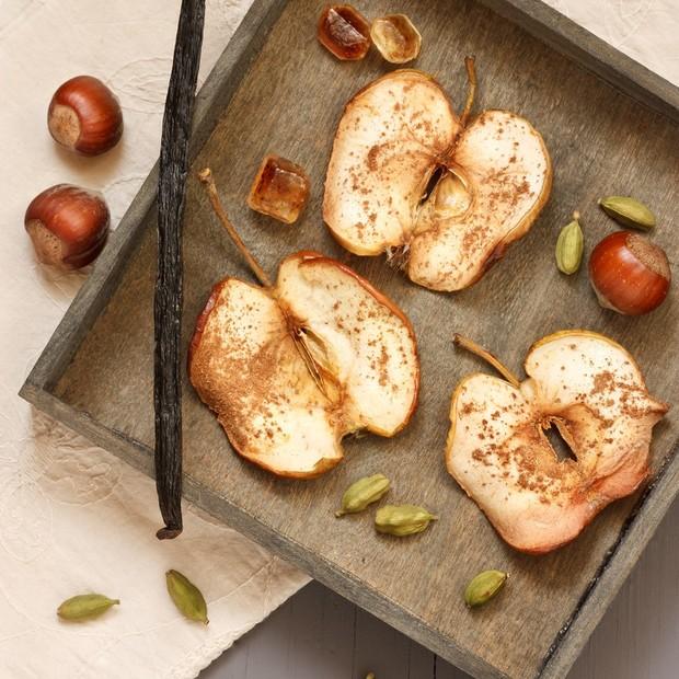 Chips de maçã (Foto: Divulgação)
