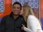 'Ele também é um fenômeno como homem', declara namorada de Ronaldo
