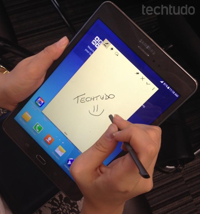 80037f033 Galaxy Tab A e Galaxy Tab E  novos tablets da Samsung chegam ao ...