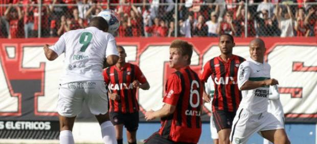 Coritiba Deivid Alex Atlético-PR Héracles (Foto: Divulgação / Site oficial do Coritiba)