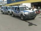 Grupo tenta roubar carro-forte durante abastecimento de caixas; um morre